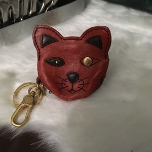 Marc by Marc Jacob kitty coin leathers purse